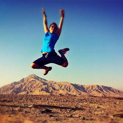 Alexandra Turbatu -Viaggio col Sorriso