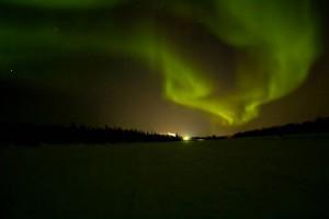 Aurora Boreale Finlandia - Viaggio col sorriso