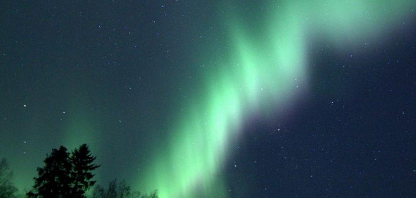 Aurora Boreale, viaggio al Polo Nord