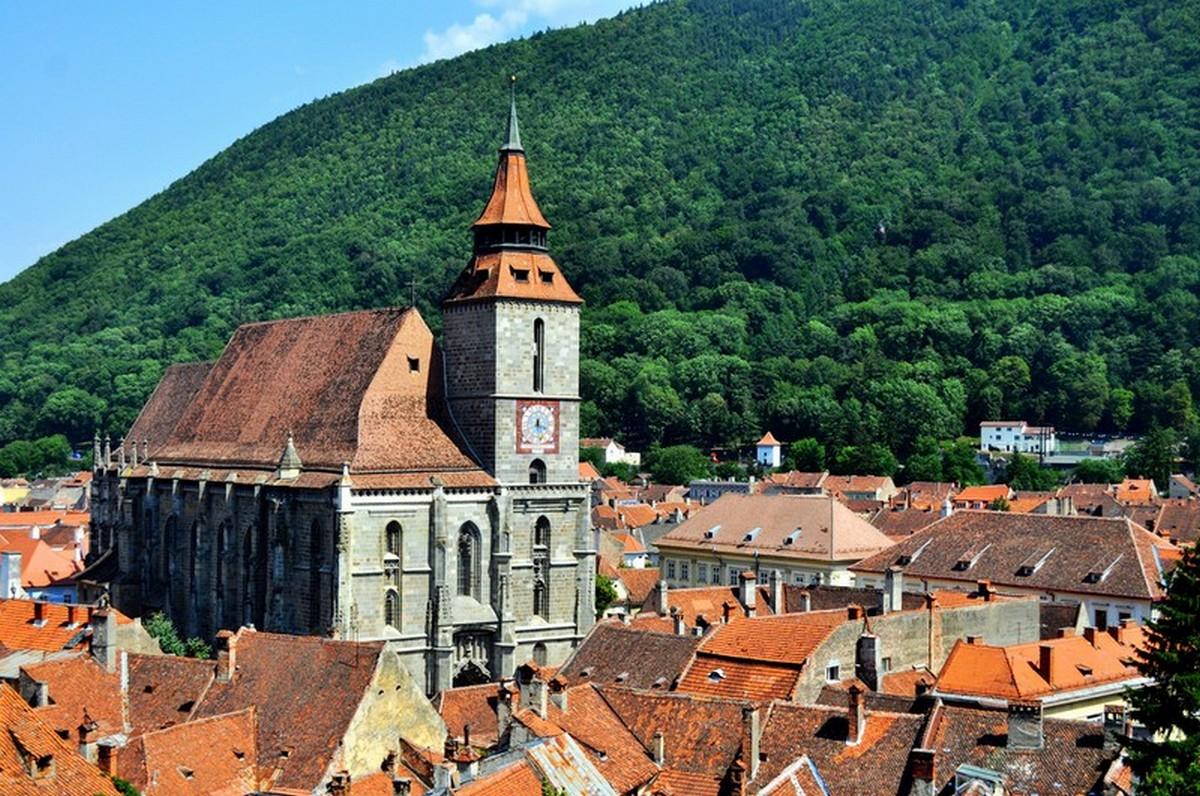 La Chiesa Nera-Brasov-Transilvania