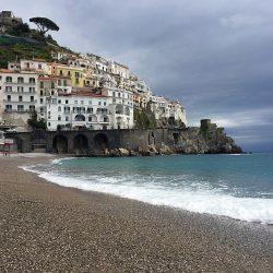 Amalfi ed i suoi 400 scalini