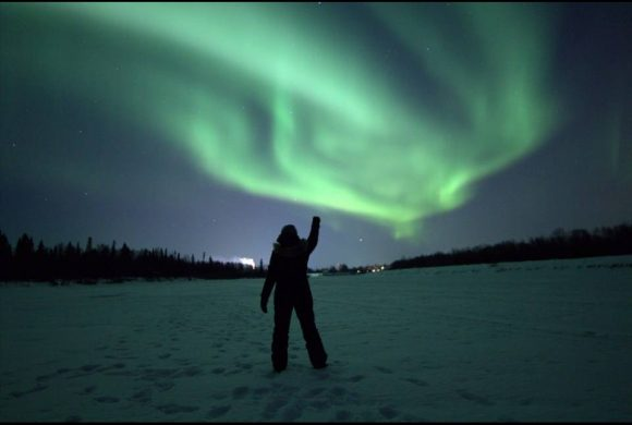 Aurora Boreale e come vestirsi al Polo Nord. La lista completa.