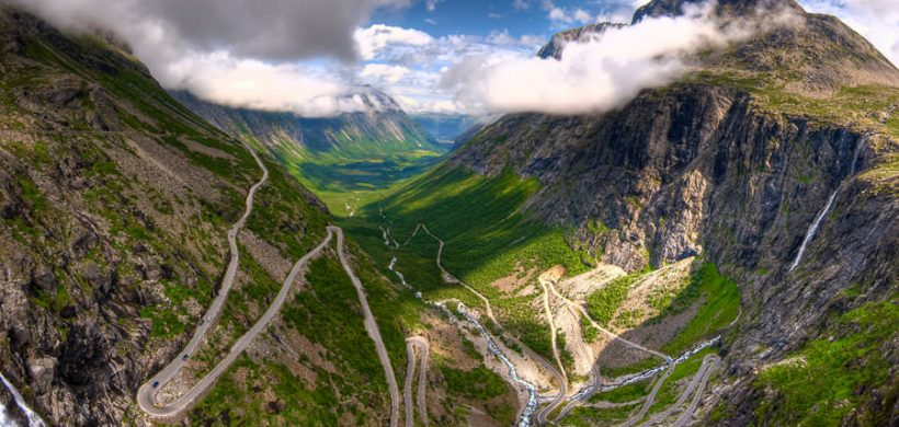 Viaggio di gruppo dal 24 agosto al 1 settembre – Fiordi norvegesi on the road