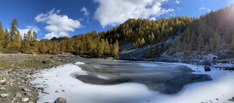 Ciaspolate Valle d'Aosta
