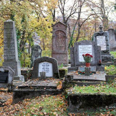 Cimitero Sassone, Sighisoara