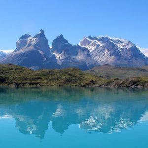 Lago Pehoé e Los Cuernos