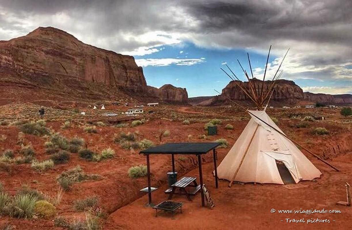 Tenda navajo