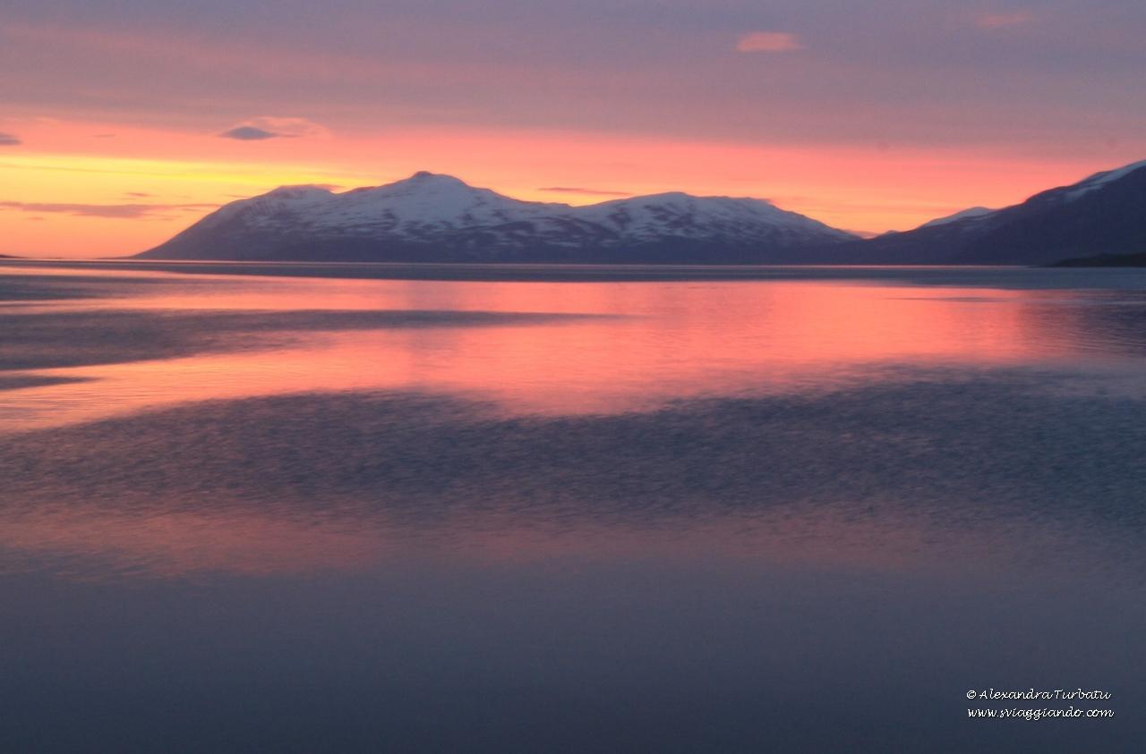 Akureyri, 24 maggio ore 1.00am