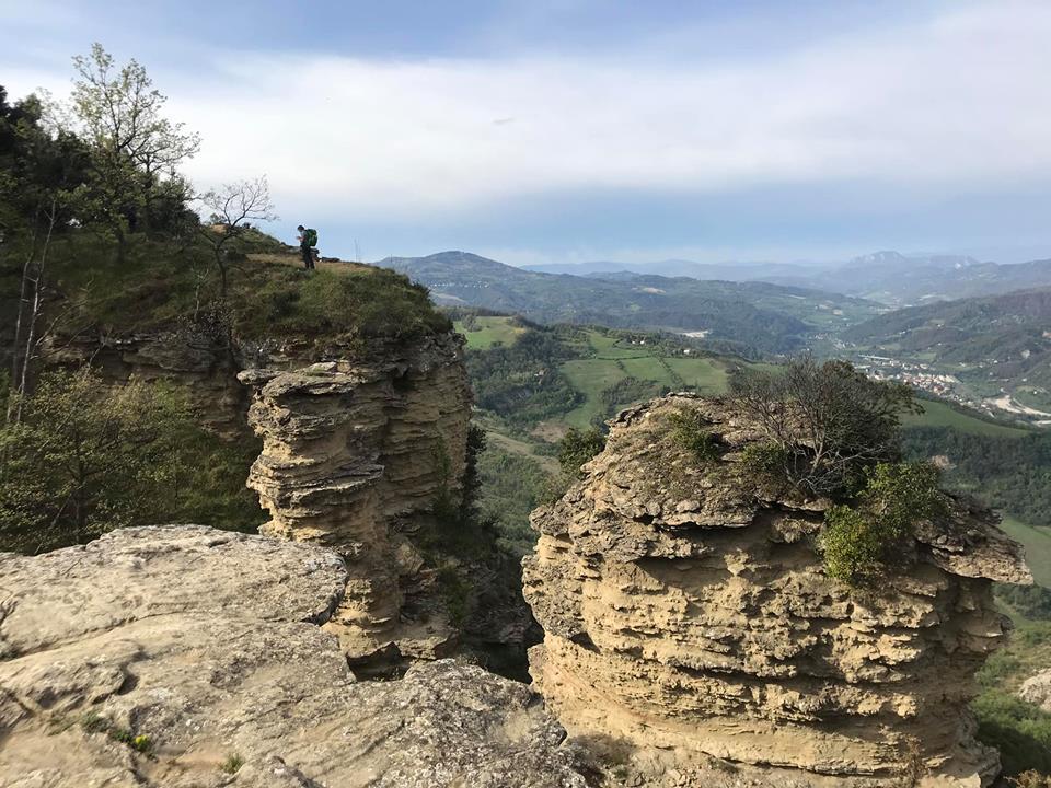 Via degli Dei, Monte Adone