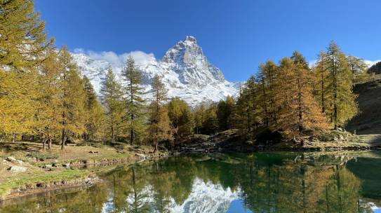Gran Balconata del Cervino Trekking –  Tutto quello che devi sapere